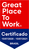Selo Great Place to Work (GPTW)